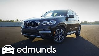 2018 BMW X3 Review | Edmunds