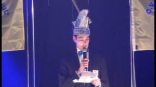 Vorstenraodsbal 2016 Steef Janssen (CV De Keavers)