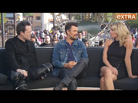 Josh Duhamel on Having More Kids with Fergie: 'Maybe I Can Knock Her Up Tonight'