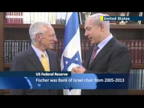 Obama nominates former Bank of Israel chief Stanley Fischer for top US Federal Reserve post