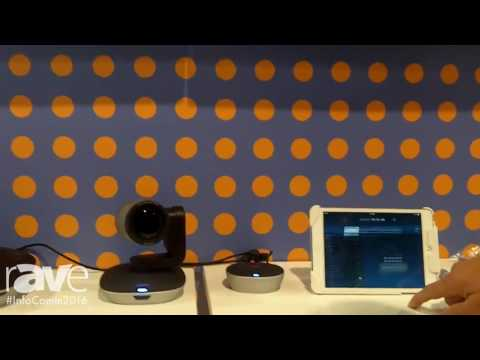 InfoComm 2016: Zoom Video Conferencing Displays Cloud Based Web and Video Conferencing Solution