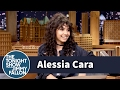 Alessia Cara Predicted She'd Be on The Tonight Show and SNL -