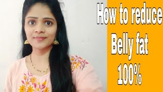 How to reduce belly fat//after delivery ????//easy ways to reduce belly fat????