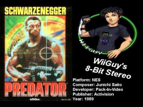 Predator (NES) Soundtrack - Stereo
