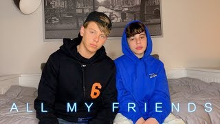 Download lagu All My Friends - 21 Savage ft. Post Malone   Carson Lueders & Christian Lalama (Cover)