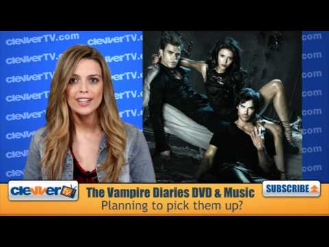 The Vampire Diaries Season One DVD & Soundtrack Update Video