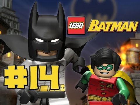 LEGO Batman - Episode 14 - In The Dark Knight (HD Gameplay Walkthrough)