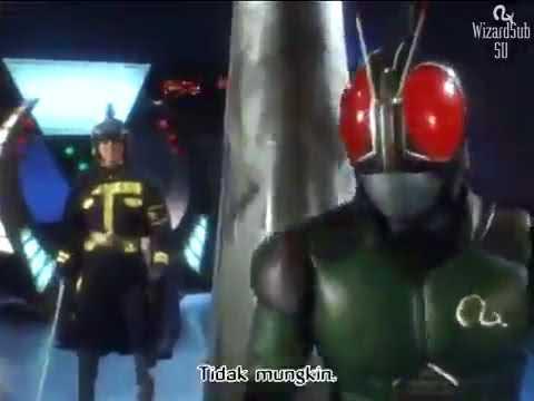 Ksatria Baja Hitam Rx (episode Terakhir)sub Indo