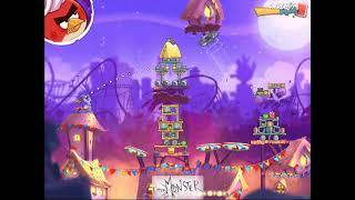 Angry Birds Level 572 3 Star Walkthrough Gameplay