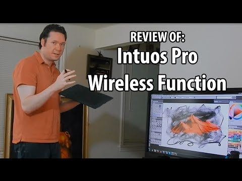Wacom Intuos Pro Wireless Kit Review