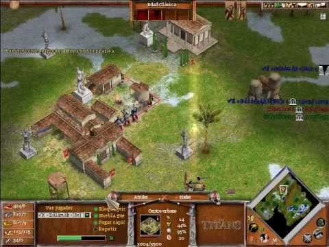 Age of Mythology The Titans Online Loki Rush