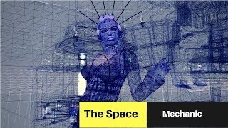 The space mechanic | SECOND LIFE