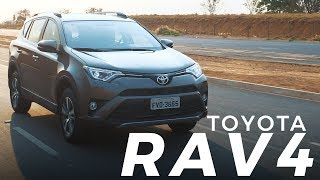 Teste: Toyota RAV4 Top - Webmotors