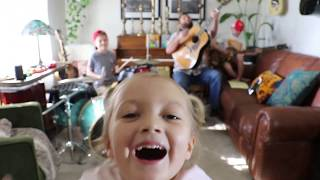 "Colt Clark and the Quarantine Kids play ""Happy Together"""