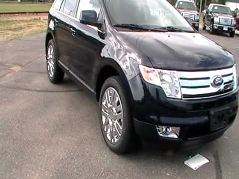 2010 FORD EDGE LIMITED  AWD NAVIGATION PANORAMIC VISTA ROOF LEATHER LOADED...WWW.NHCARMAN.COM.MOD