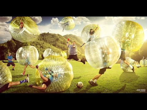 Greatest Game Ever Played – Zorb Soccer with Champion