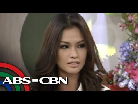 Janine, boyfriend reveal breakup on Kris TV