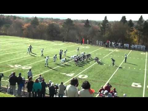 Costa Toubekis Junior Highlights Dexter School, Brookline MA #55 LG/DL 6'2 280lbs