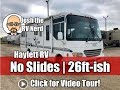 2001 R-Vision Trail Lite Used Class A No Slide Gas Motor Home
