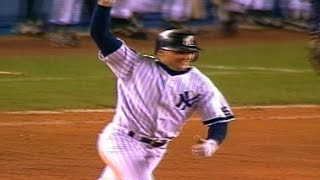 1999 WS Gm3: Knoblauch ties it with a homer