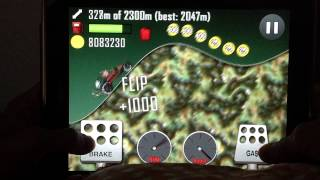 Hill Climb Racing Buggy,Tractor and New Map