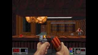 Let's Play Blood (Dosbox) (Well Done) E3M2 The Siege