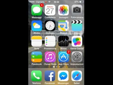 COME SBLOCCARE UN'IPHONE CON LA PASSWORD IN DUE MINUTI || NO CYDIA NO DOWNLOAD [ITA]