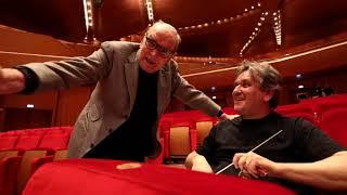 Ennio Morricone e Antonio Pappano vi invitano al concerto