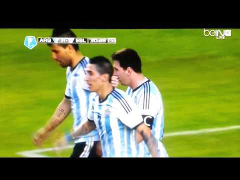 Argentina vs Slovenia 2 - 0 Ray Hudson