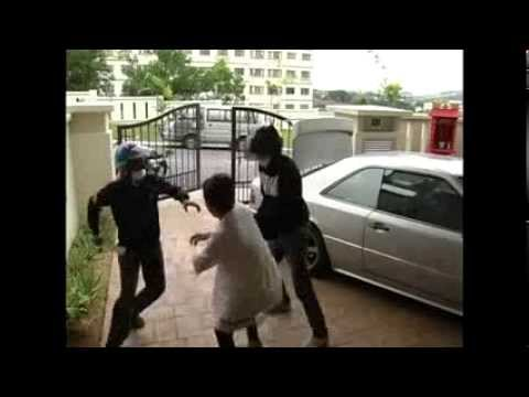 Robbery Crime Compilation, Malaysia #2 Hq video