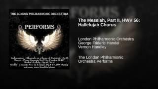 The Messiah Part Ii Hwv 56 Hallelujah Chorus