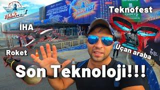 Teknofest 2021/Teknolojinin geldiği son nokta!