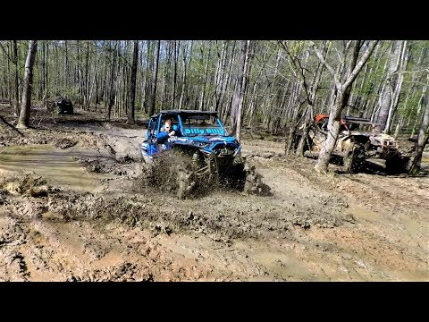 Mud Nationals 2018 | Dilly Dilly Ain't Scared!