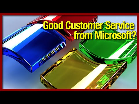 Good Customer Service from Microsoft? (3.30.15) [#199]
