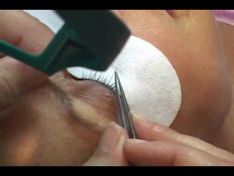 Eyelash Extension Training Tutorial Mini Clip by Envogue Lashes