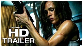 PEPPERMINT Official Trailer #1 Teaser (NEW 2018) Jennifer Garner Action Movie HD