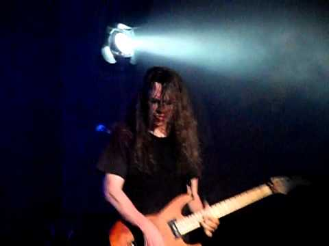 SKID ROW (w/ frontman Johnny Solinger) Plays Wild Bills 6/9/12