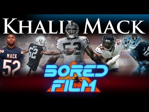 Download Lagu  Khalil Mack - The Mack Daddy Career Retrospective Mp3 Free