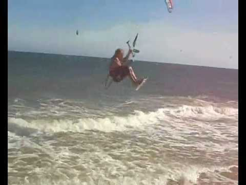 Kitesurfing Mui Ne Vietnam Video