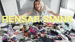 RENSA SMINK MED MIG + giveaway