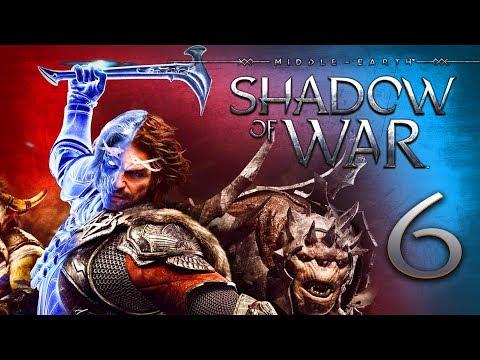 SHADOW OF WAR - NEW ARENA GAMEPLAY! - Shadow of War Gameplay Walkthrough - Part 6