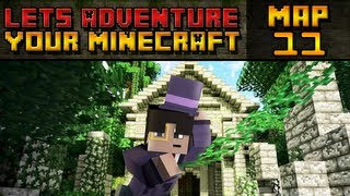 Let's Adventure YOUR Minecraft | Map Nr.11 -  ApflCr4ft [Part 2]