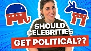 Celebrities & Politics    Mayim Bialik