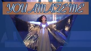 """You Amaze Me"" - Gospel Praise Dance - Vicki Yohe"