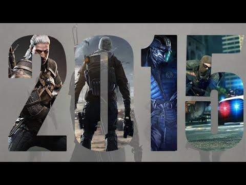 Самые ожидаемые игры 2015 года на PC(топ 5) + КОНКУРС