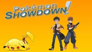 The Mind Games... | Pokemon Showdown Funny Battles