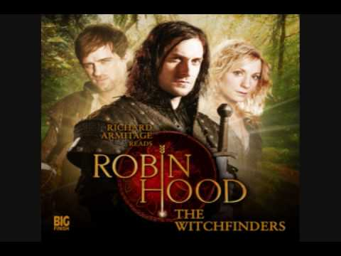 Interview w/  Richard Armitage from the Witchfinders (Guy of Gisborne)
