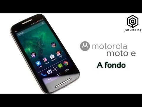 Motorola Moto E | Análisis a fondo