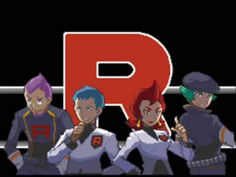 Team Rocket Grunt Wants to Battle Team Rocket Battle