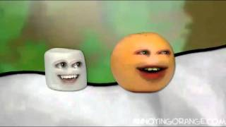 Annoying Orange / meets Charlie the Unicorn ( c переводом от 5p74 и SCX )